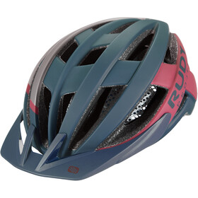 Rudy Project Venger MTB Helm, blue navy/merlot